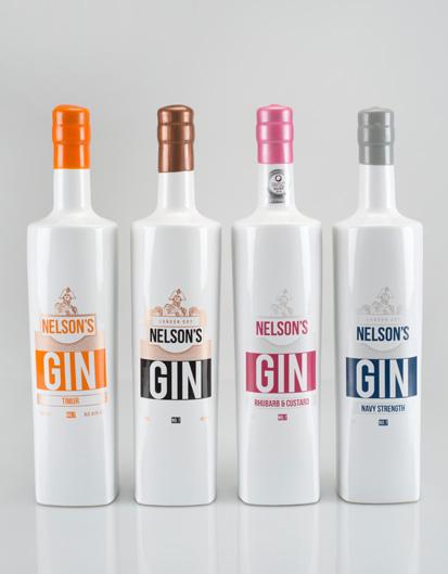 nelsons-gin-bottle-design