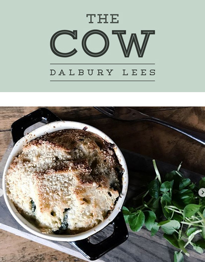 the-cow-dalbury-lees-website-build