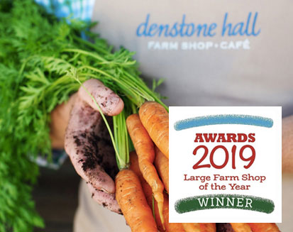 denstone hall farm shop best large farm shop 2019