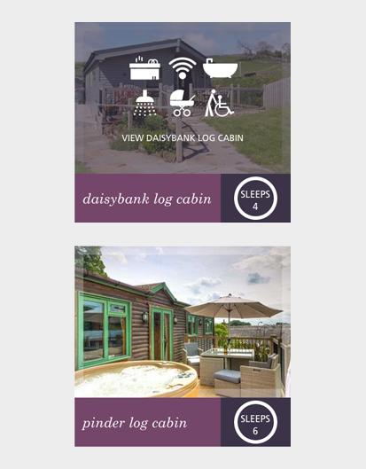 hoe grange holidays website buttons