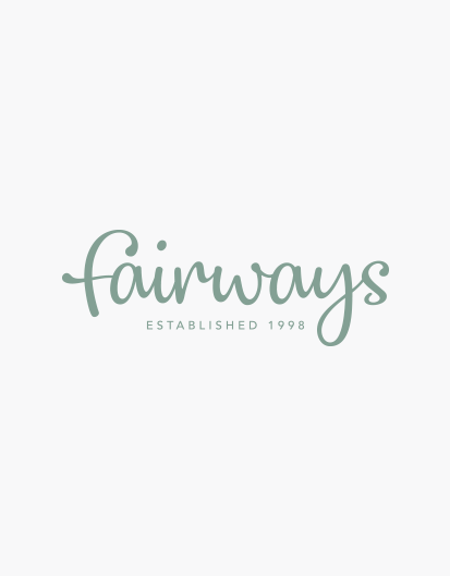 fairways garden centre logo design