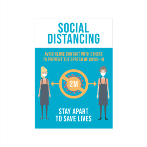 social distancing covid-19 stay apart to save lives